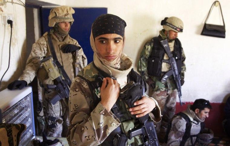 IRAQ PATROL