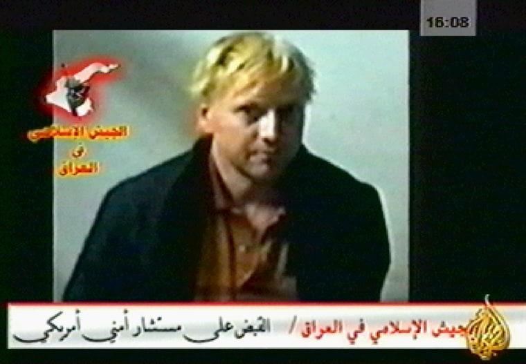 An image grab taken 06 December 2005 fro
