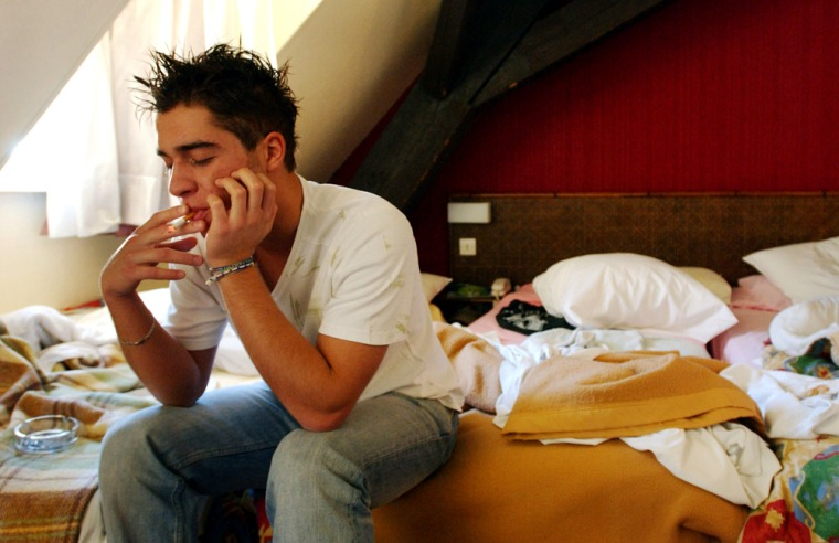 Italian Teenager daily life