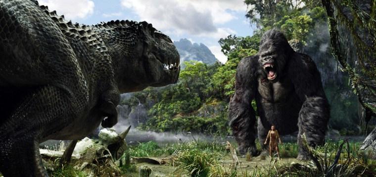 """USA: Film \""""King Kong\"""""""