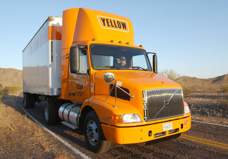 The American Trucking Association estimates annual demand for truck drivers outpaces supply by about 20,000 drivers.