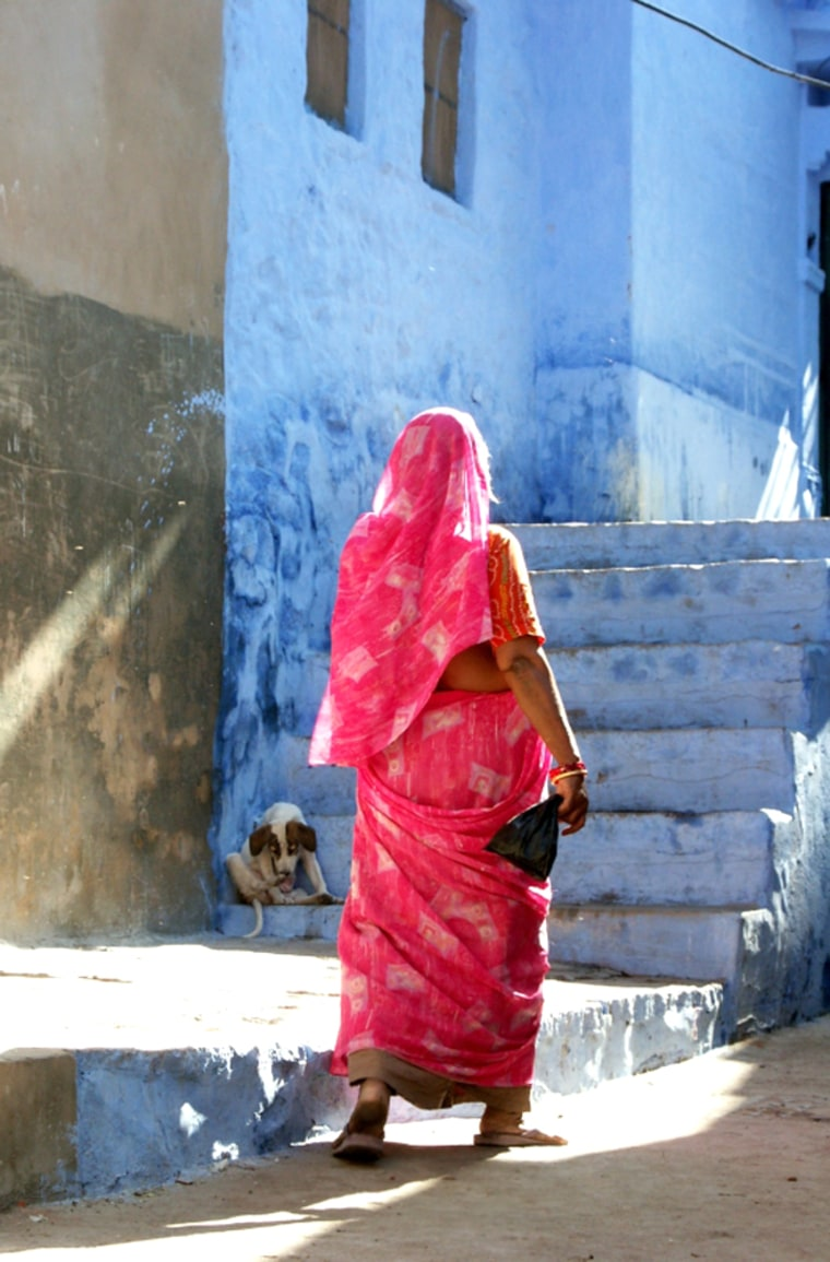 Turn your back on winter and dreary days with a stimulating trip to Rajasthan, India's most colorful state.