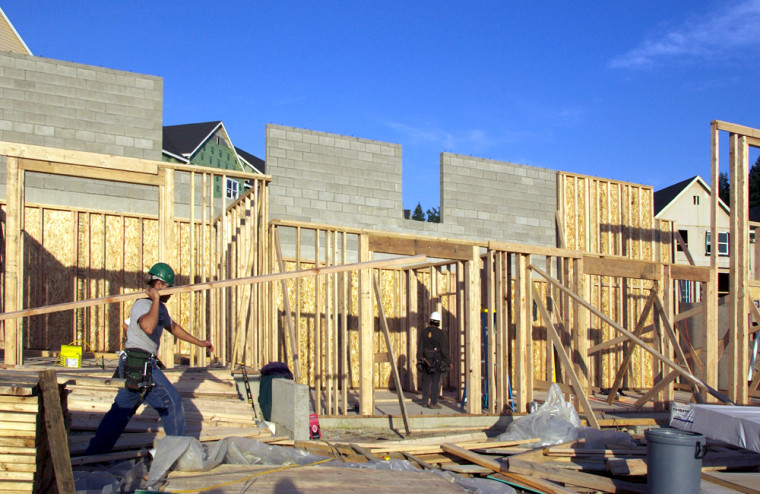 Inventories of unsold new homes have risen to record levels, one of several signs of a slowdown.