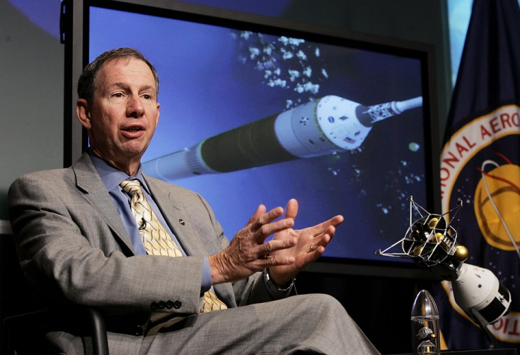 NASA Releases Plan For Future Space Travel
