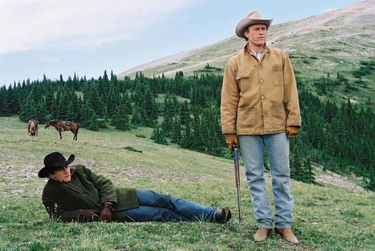 Cast of film 'Brokeback Mountain' receives Screen Actors Guild Award nomination
