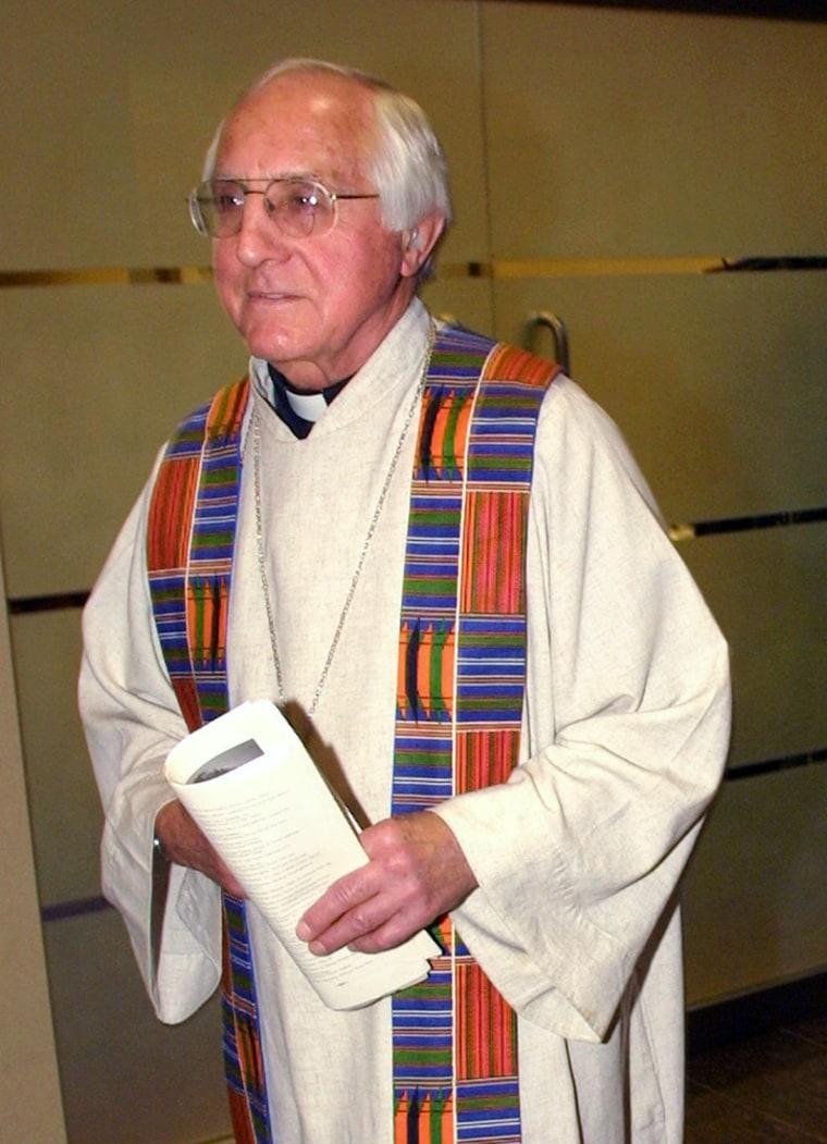 Interfaith Anti-War Prayer Service Held In Detroit