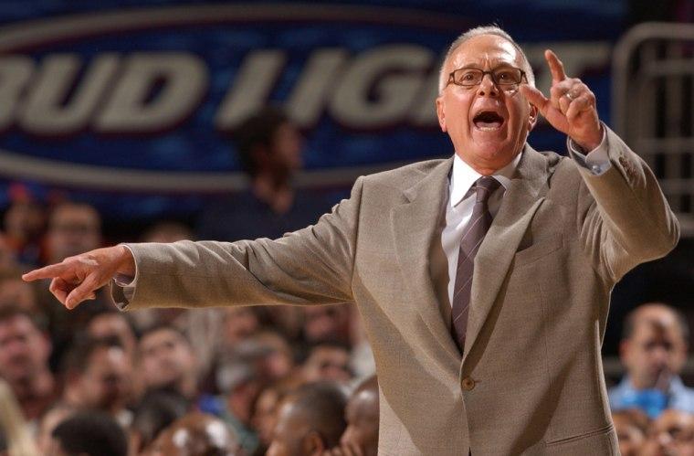 Atlanta Hawks v. New York Knicks