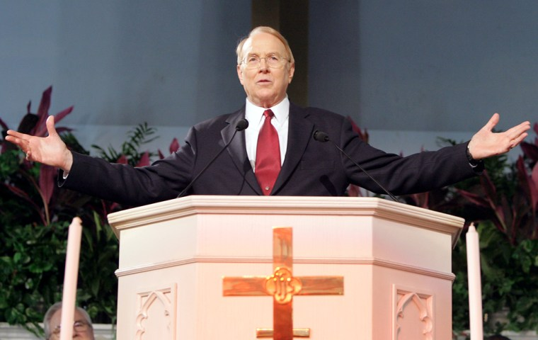 Christian Conservatives Gather To Discuss Alito Nomination