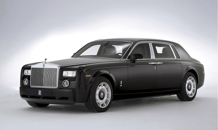 The V12-powered Phantom sedanhas a starting manufacturer's suggested retail price, including delivery charge, of $329,750.
