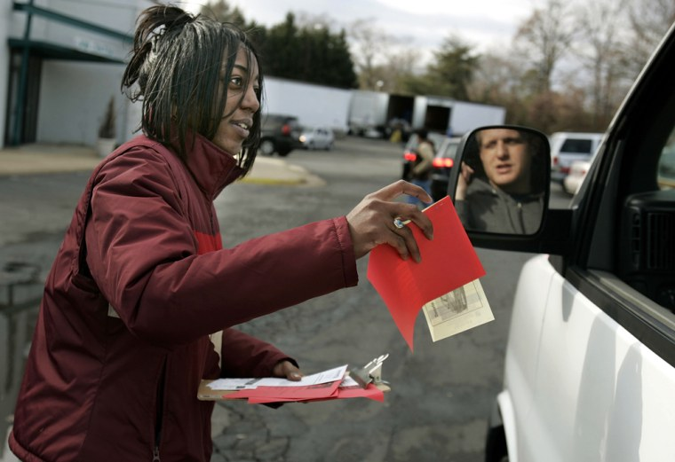 Charities See Surge In Donors Before 2005 Tax Deduction Deadlines