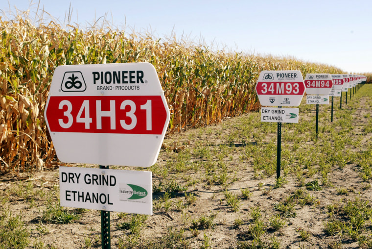 Illinois Plant Produces Alternate Fuel