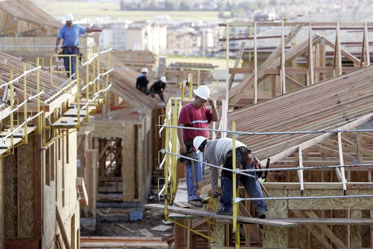 New Home Construction Falls In December