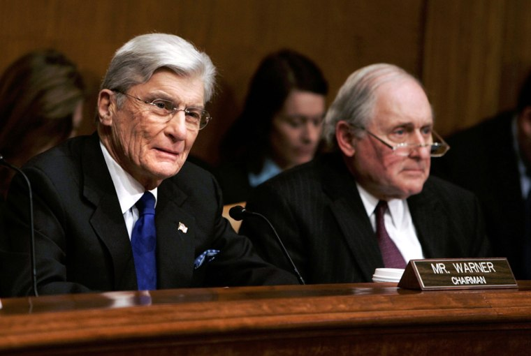 Senate Armed Services Committee Gets Briefing On U.S. Ports Sale