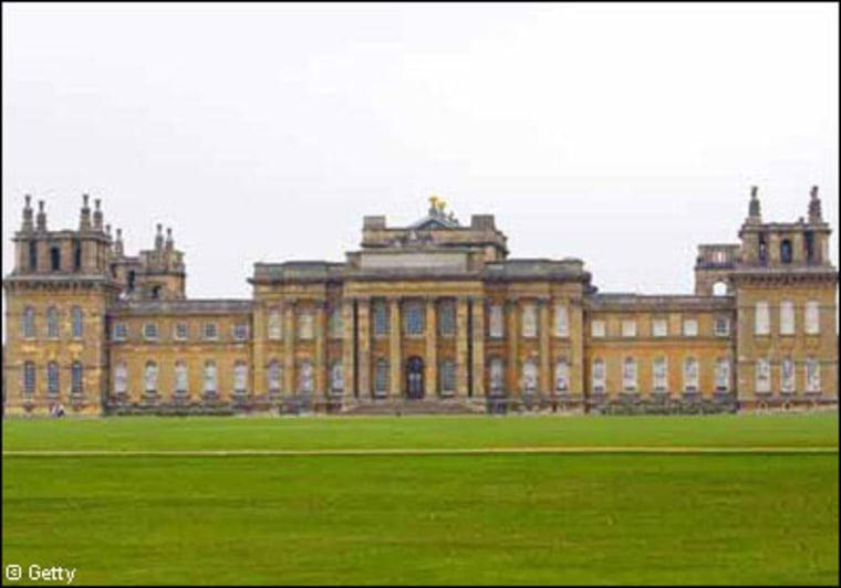 Blenheim Palace, Oxfordshire, United Kingdom