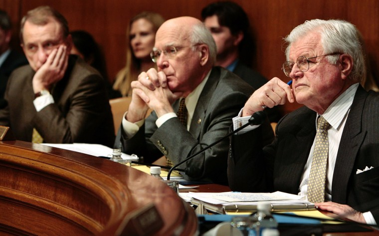 Senate Judiciary Committee Holds Hearing On NSA Surveillance Authority