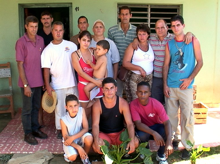 Fourteen of the 15 Cuban would-be migrants who were initially sent back toCuba, but may have a second chance at American citizenship.