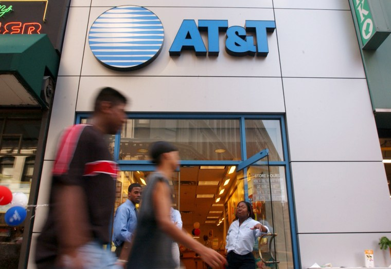 Comcast Bid to Merge With AT&T