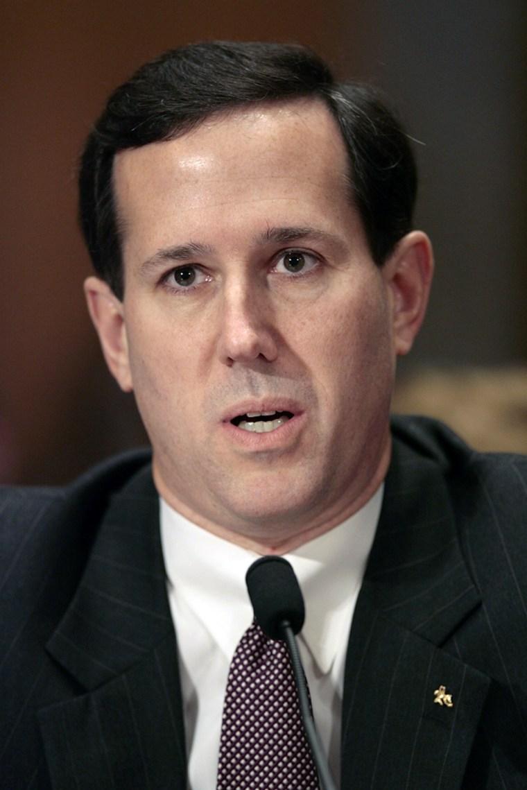 Senate Leaders Hold Hearing On Lobbying Reform