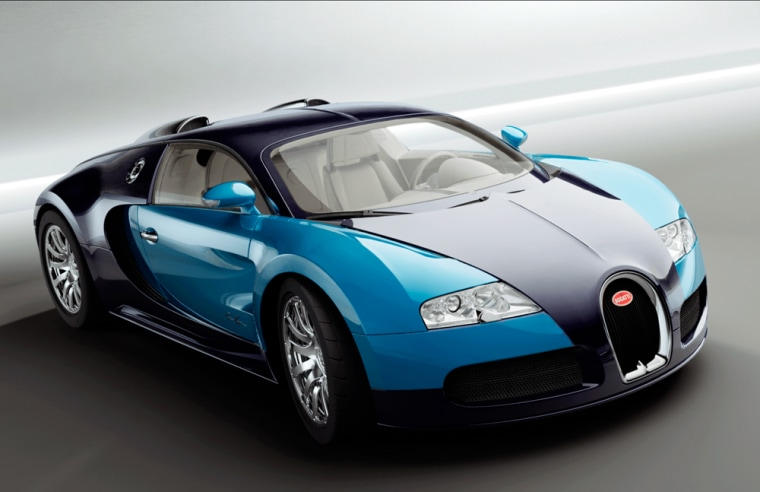 TheBugatti Veyron 16.4 is priced at $1,192,057, according to Forbes.
