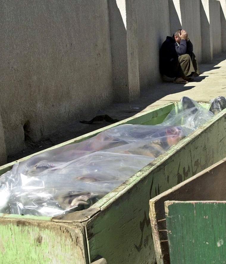 Twelve Farm Labourers Found Dead In Diyala