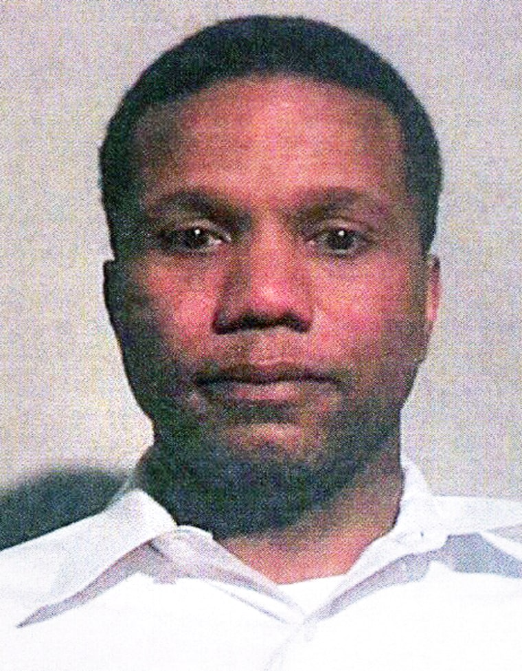 Claude Allen, in a photo provided Friday by police.