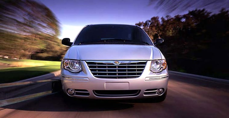 The vehicles covered by the recall are Chrysler Town & Country, the Dodge Durango, the Dodge Caravan and Grand Caravan,Chrysler said.