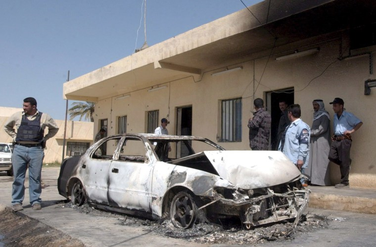 Baquba bombing
