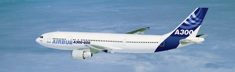 In addition to FedEx, No. 1 American Airlines also flies the A300 series.