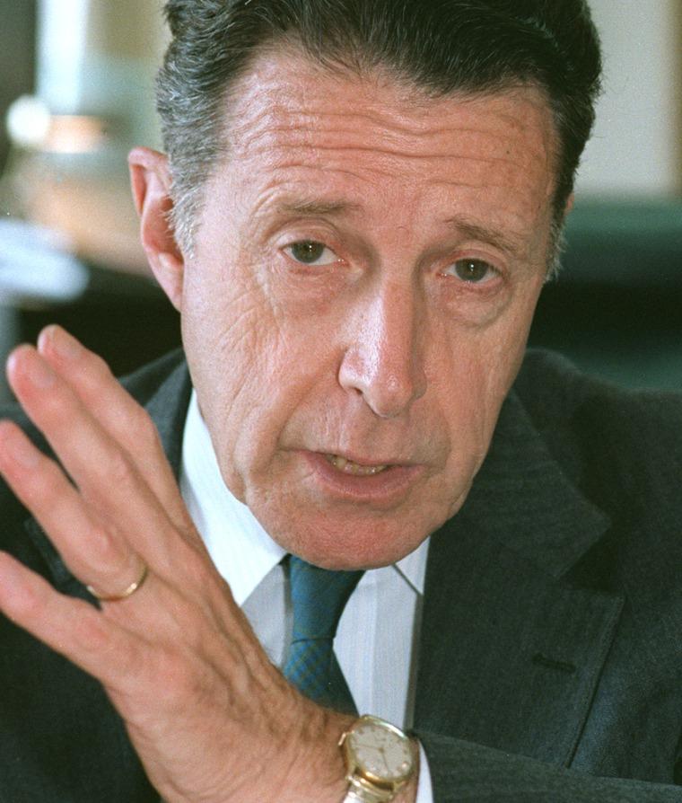 Caspar W. Weinberger