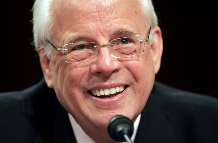 Former White House Counsel to President