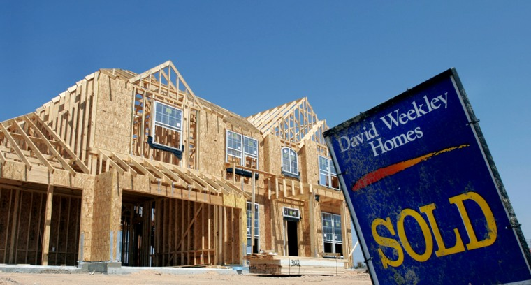 New Home Construction Continues To Rise