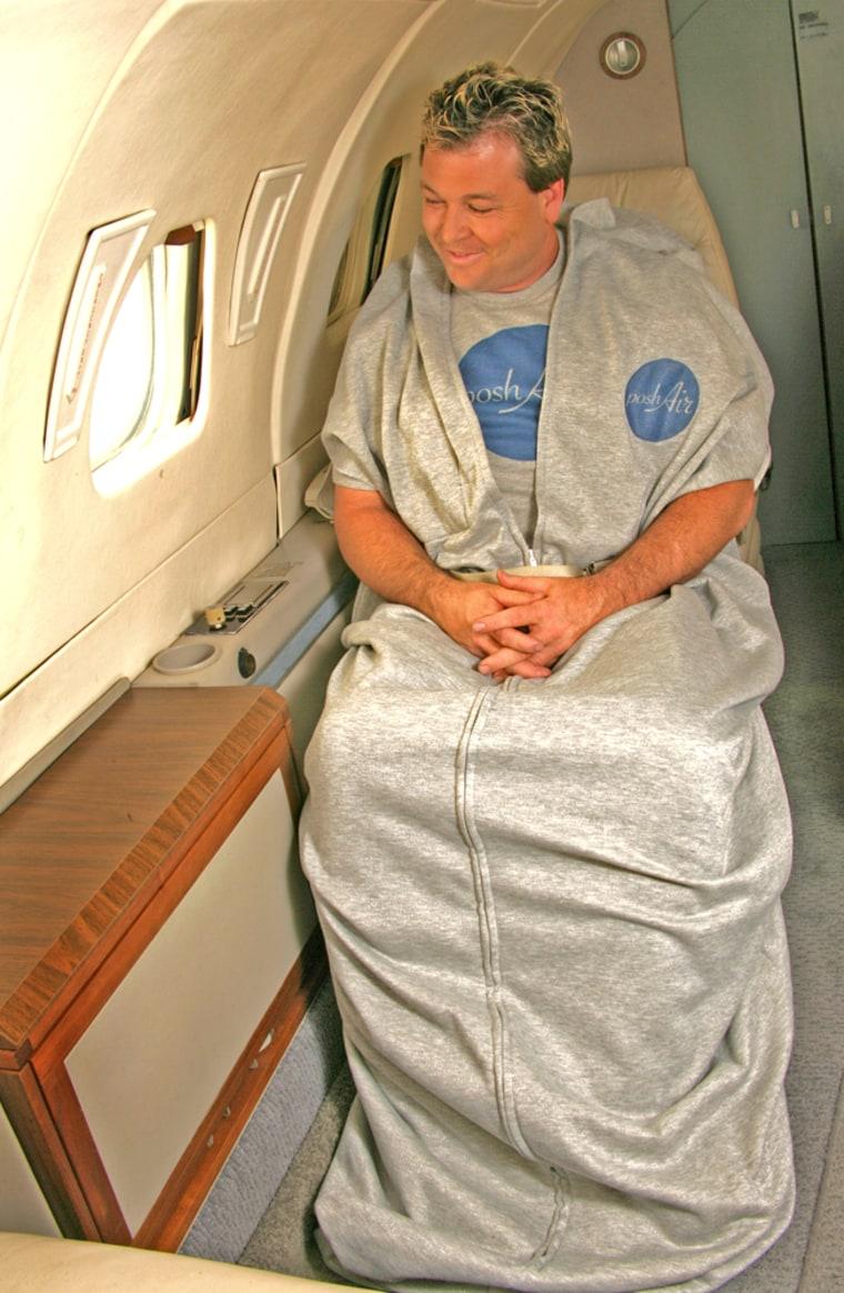 POSHAIR SLEEPING BAG
