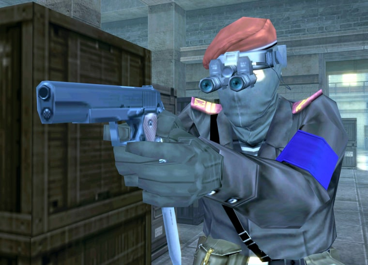 """Metal Gear Solid 3: Subsistence"" for the PlayStation 2 adds long-sought online multiplayer battles."
