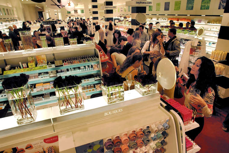 Grand Opening Of Sephora Store
