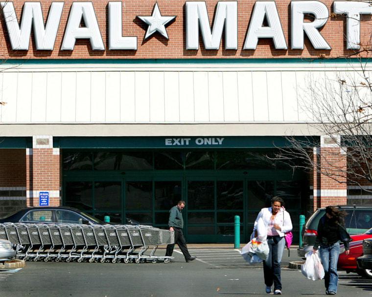 WAL-MART HEALTH CARE