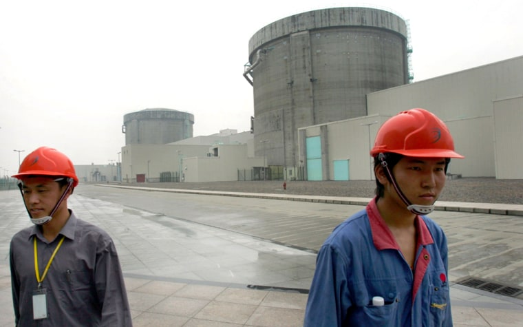 To match feature Energy-China-Nuclear