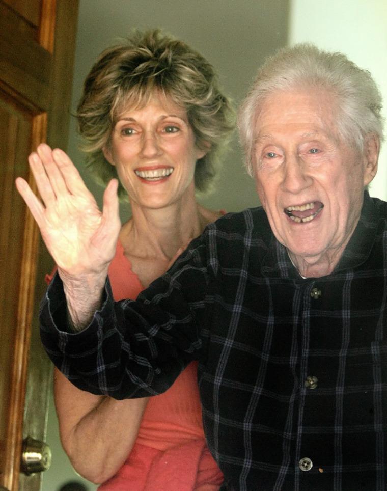 Joan and Mark Felt