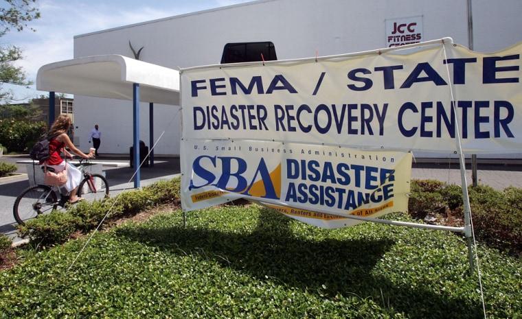Senate Panel Recommends Abolishing FEMA