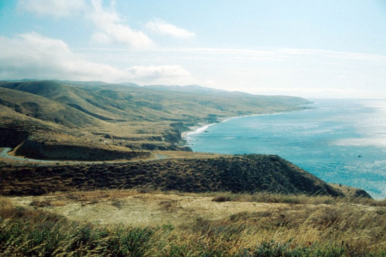 Santa Rosa Island, 40 miles off Santa Barbara, Calif., is part of the National Park Service system and the site for a proposal to allow U.S. military personnel to hunt for elk and deer.