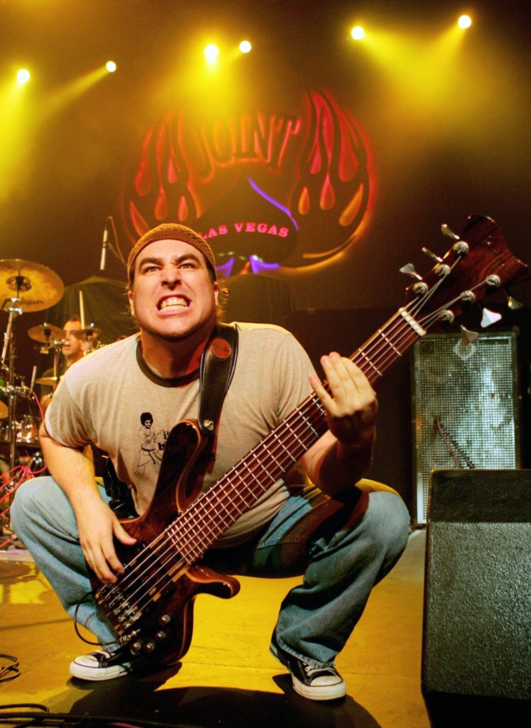 Papa Roach And Alien Ant Farm In Concert