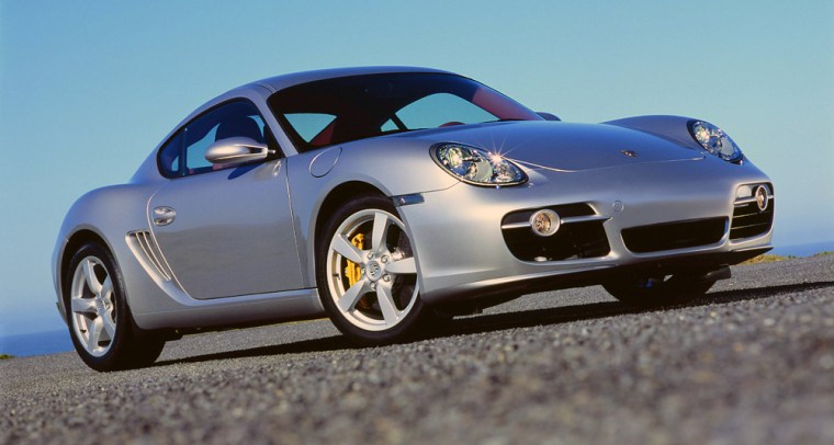Among the world's top auto brands, new data show only Toyota and Porsche, maker of this2006Cayman S,have positive growth momentum.