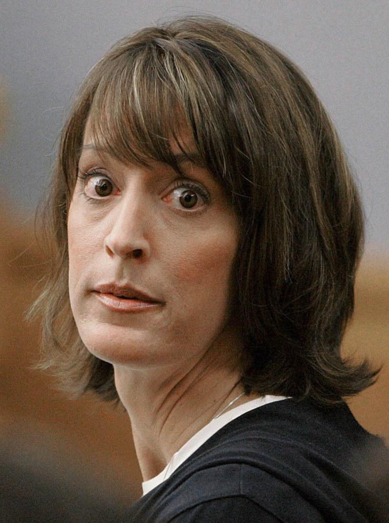 Jennifer Wilbanks appears in court in Georgia