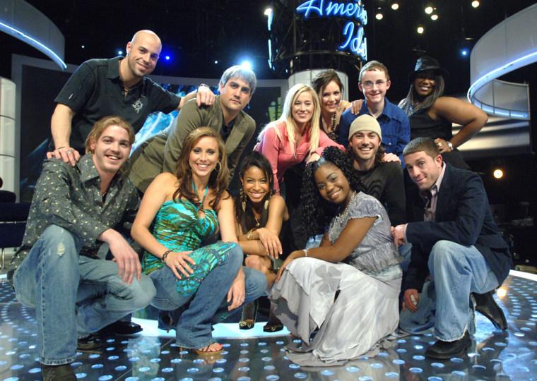 """American Idol"" contestants."