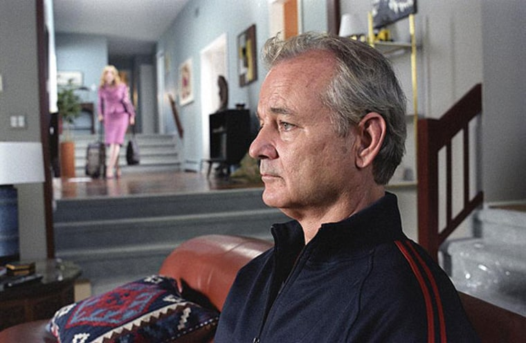 "Bill Murray stars in the 2005 film ""Broken Flowers."" A screenwriter is suing the producers of the film, saying they stole ideas from his screenplay."