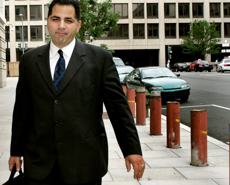 Trial For Abramoff Associate David Safavian Continues