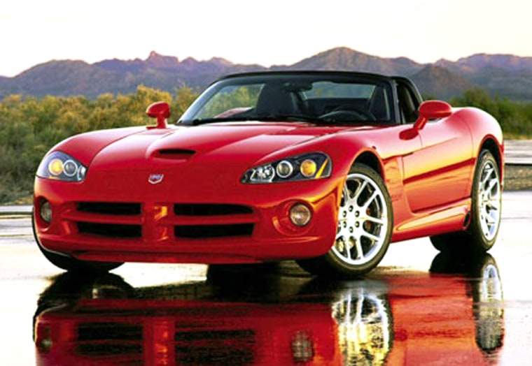 It's hard to believe the Dodge Viper is nearly 15 years old. Introduced in 1992 to one-up the Chevrolet Corvette, the Viper was an immediate attention-grabber.