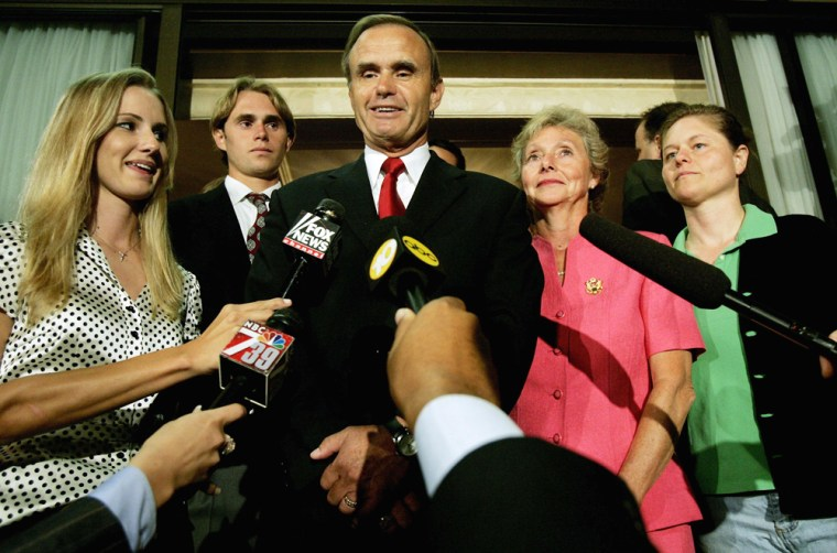 """Special Election Held To Replace Randy \""""Duke\"""" Cunningham"""
