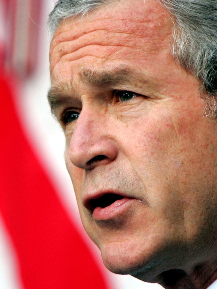 President Bush Speaks On Death Of al-Zarqawi In Iraq