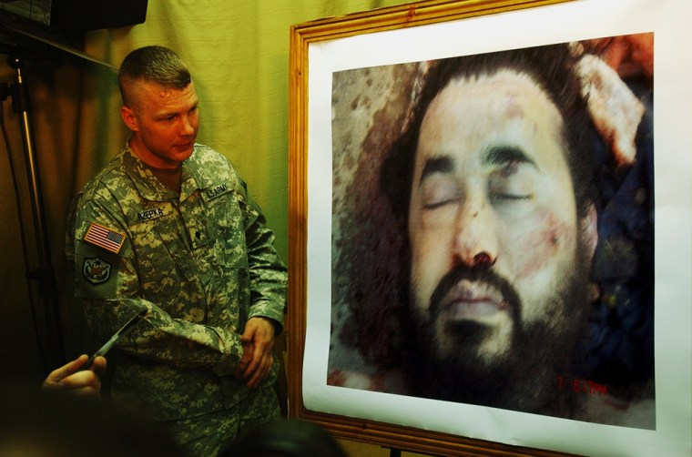 Al-Zarqawi Killed In Iraq Air Raid