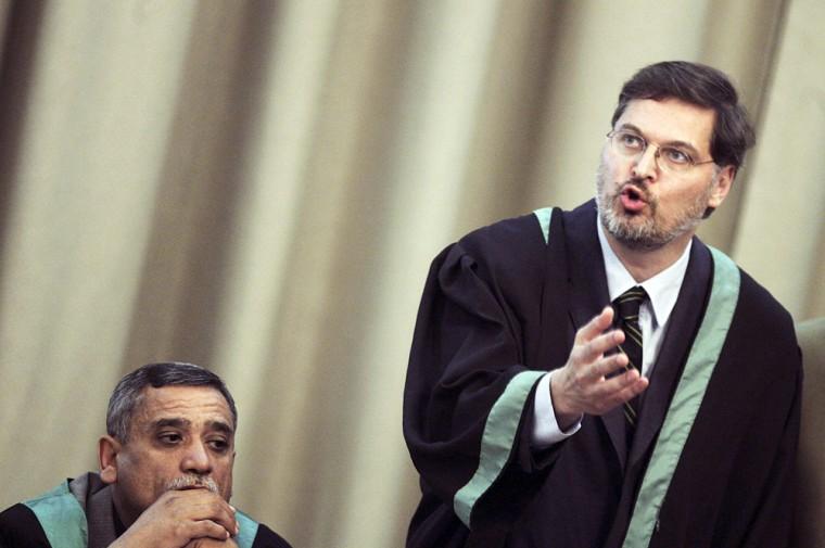 Curtis Doebbler Ziyad al-Najdawii